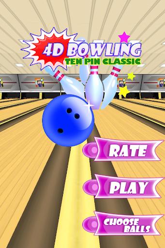4D Bowling Ten Pin Classic