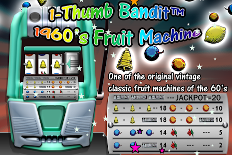 Thumb Bandit 1960 Slot Machine- screenshot thumbnail
