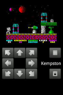 ZXdroid - ZX Spectrum emulator- screenshot thumbnail