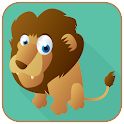 Match Game: Pair Jungle Cards icon