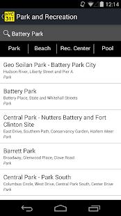 NYC 311- screenshot thumbnail