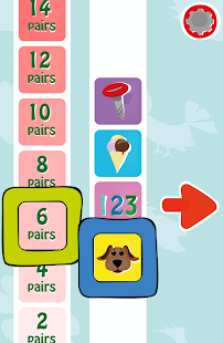 Match Cards Kids Game Free- screenshot thumbnail