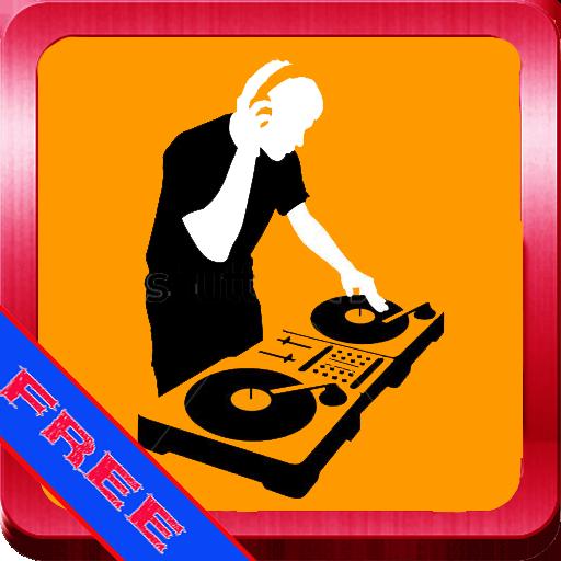 APPは、DJのスクラッチSFXサウンド 音樂 App LOGO-硬是要APP