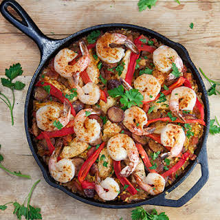 EASY SPANISH PAELLA.