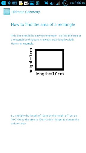 Ultimate Geometry