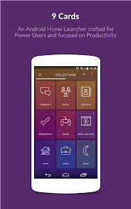 9 Cards Home Launcher v1.1.12