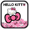 Hello Kitty Sweet Pink Bow icon