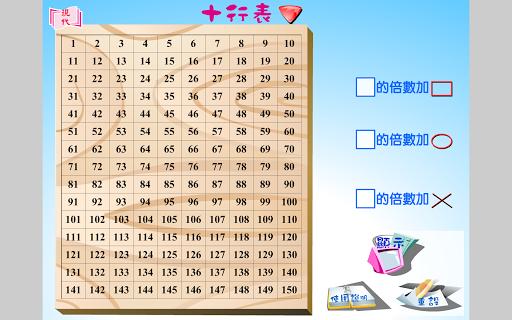 玩教育App|十行表免費|APP試玩
