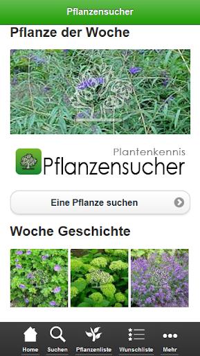 Pflanzensucher: Pflanzenfinder