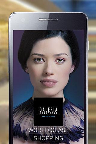 Galeria Krakowska - mobile app