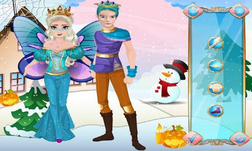 艾尔莎的爱 - 冰雪装扮
