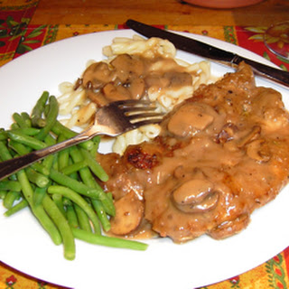 Chicken Breasts with Wild Mushrooms.