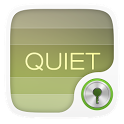 QUIET GO LOCKER THEME icon