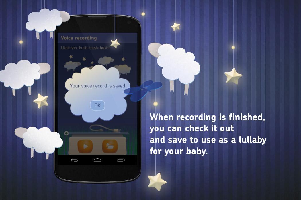 Lullabies songs for kids - screenshot
