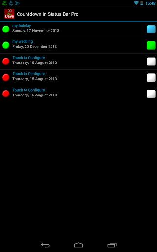 玩生活App|在狀態欄臨一起倒數免費|APP試玩