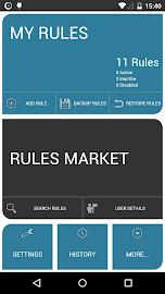 AutomateIt Pro Screenshot 3