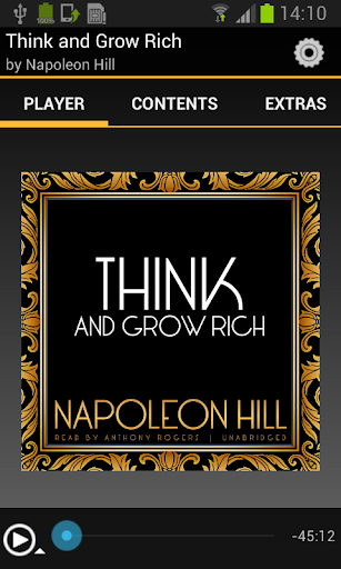 Think and Grow Rich N. Hill