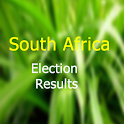 Election polls South Africa icon