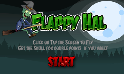 Hovering Hal - A Zombie Flyer