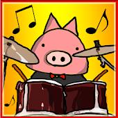 キッズリズムドラム~子供向け 音遊びアプリ~