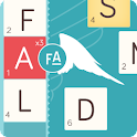 Word puzzle game FallingAngels icon