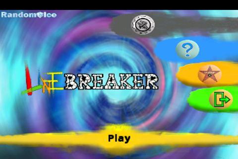 LineBreaker- screenshot