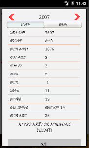 Ethiopian Calendar screenshot 6