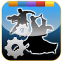 DanceSport Routine Manager icon