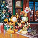 Garfield Holiday Tree Live WP logo