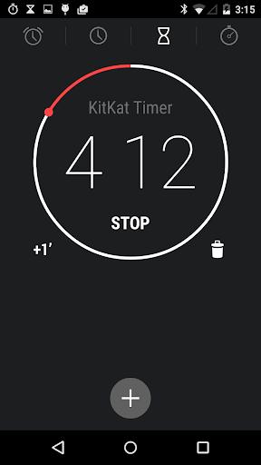 KitKat Clock