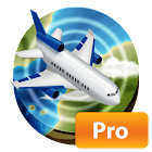 Airline Flight Status Tracker & Trip Planning icon