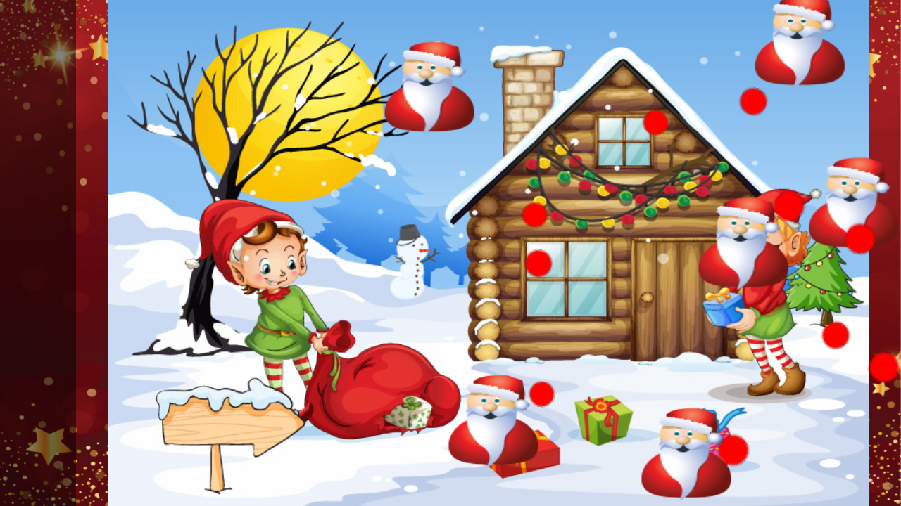 Christmas Color & Scratch for kids & toddlers ☃ - Android ...