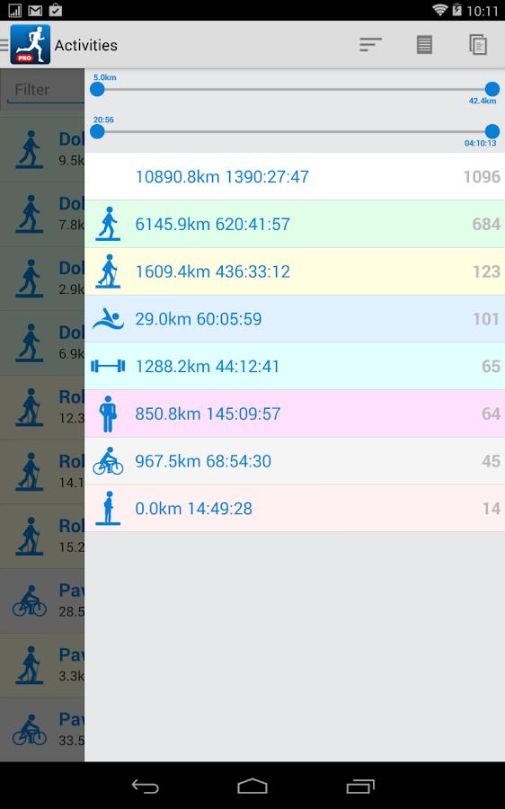 GARMIN viewer PRO - screenshot