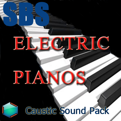 Electric Pianos Caustic Pack Android APK Download Free By SOUNDBLEND STUDIOS