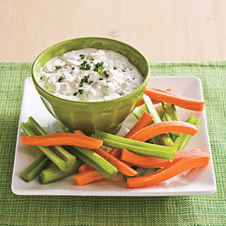 Blue Cheese Ranch Dip.