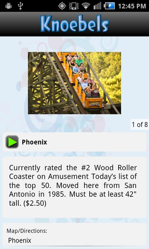Go Knoebels - screenshot