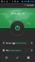 Screenshot of Free VPN VIATUN
