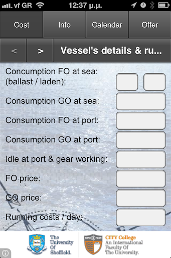Voyage Calculator for BC FREE