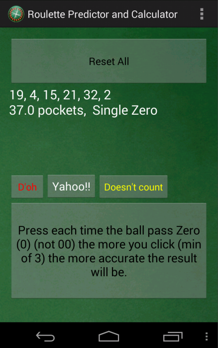 Blackjack protection tool