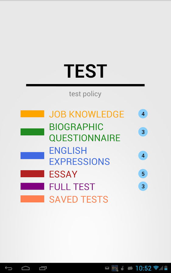 fsot essay score State department changes format of fsot to allow applicants to  that the testing  company and the department didn't score the essay, but.