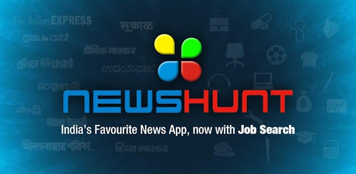 NewsHunt : India News | Jobs 3.62.30 apk