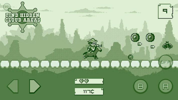 2-bit Cowboy- screenshot