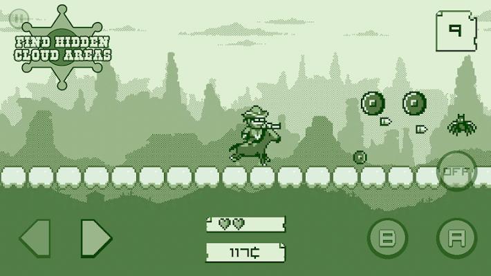 2-bit Cowboy- screenshot
