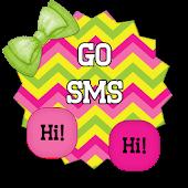 GO SMS THEME - SCS341
