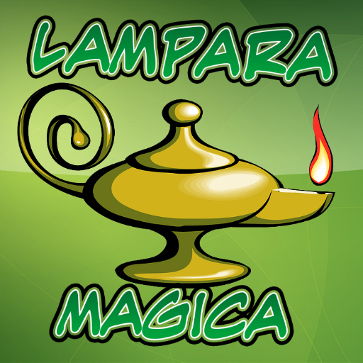 LAMPARA MAGICA SUERTE BROMA