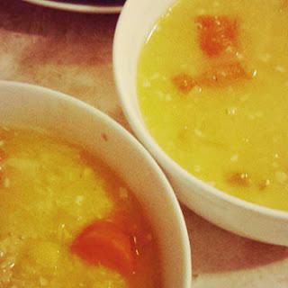 Red Split Lentil Soup Recipes.