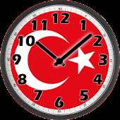 Turkey Clock