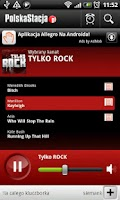 Screenshot of PolskaStacja Internet  Radio