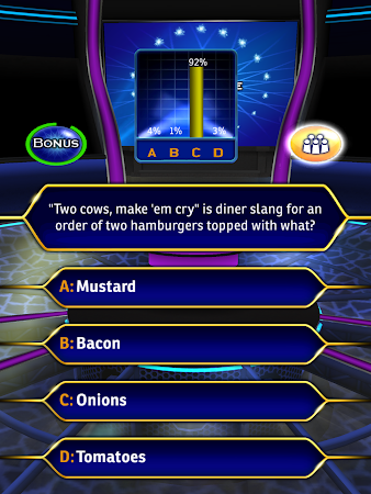 Who Wants To Be A Millionaire 1.3.8 screenshot 249270