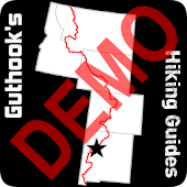 Guthook's CDT Guide: Demo